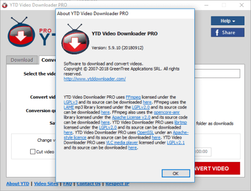 YTD Video Downloader Pro 5.9.10 Keygen & Activator Download