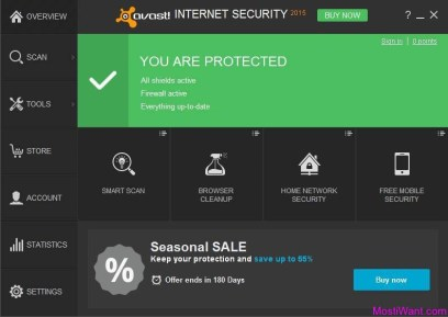 keygen avast internet security 2018