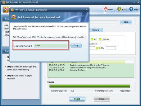 WinRAR Password Remover Crack with License Key 2020 Download