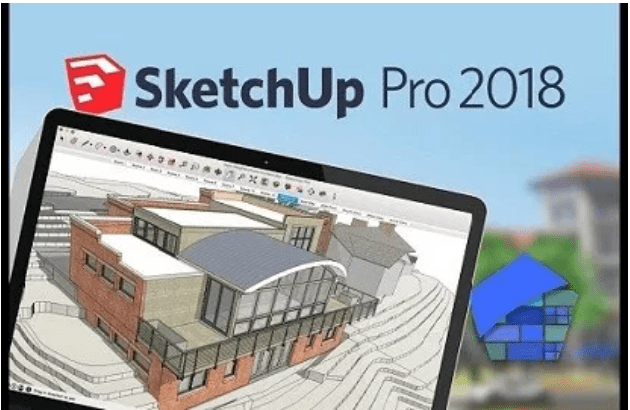 Google SketchUp Pro 2018 Crack with Serial Number Full Free