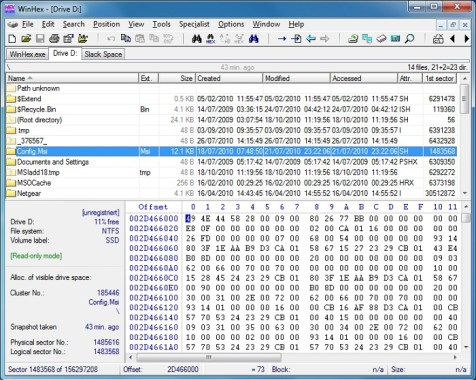 Download WinHex Portable for Windos, Mac Full Version