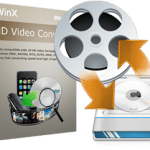WinX HD Video Converter Deluxe Full Version Free Download for Windows 10