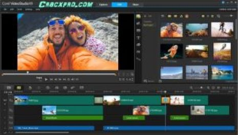 Corel VideoStudio Ultimate X9 Crack + Serial Keygen Full Free