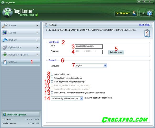 SpyHunter 5 Email and Password [Crack + Keygen] 2021