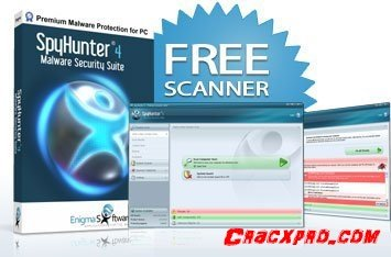 SpyHunter 4 Email and Password Crack 2018 + Keygen Free