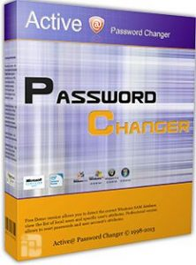 Active Password Changer Professional Crack Serial Key v3 5 Full ,