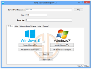 Windows KMS Activator Ultimate 2018 for Windows & Office