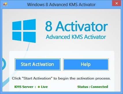 Windows 8 Activator & Loader 2018 Free Download