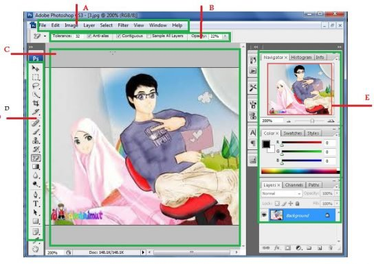 Adobe Photoshop CS6 Crack with Serial Key Free Download