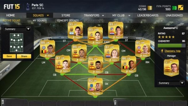 Fifa 15 Crack Ultimate Team Keygen for PC