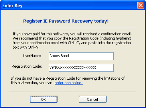 Iexplorer Registration code