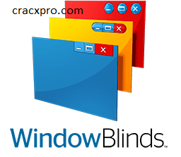 Windowblinds 10 Crack [ Product + Serial ] Key Free