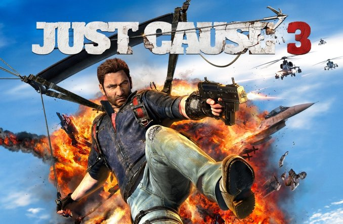Just Cause 3 Crack CPY Torrent Download [Latest]