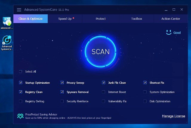 Advanced SystemCare 14.3.0 PRO Serial Key 2021 [Cracked]