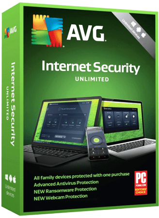 AVG Internet Security 2021 Crack With Serial Key Free Download