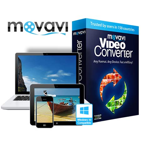 Movavi Video Converter 19.1.0 Crack + Activation Key [WIN + MAC]