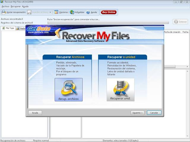 Recover My Files 6.3.2.2553 Crack Full Version License Key 2020