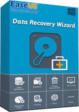 EaseUS Data Recovery Wizard Technician Crack 14.2 Latest Download