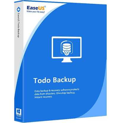 EaseUS Todo Backup Crack 13.2 Download [Latest] (All Editions)