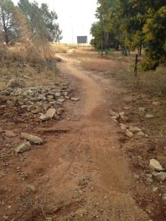 Green Route - part of the Cradle MTB route