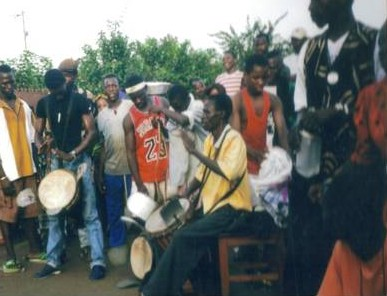 Performance of Mande Music