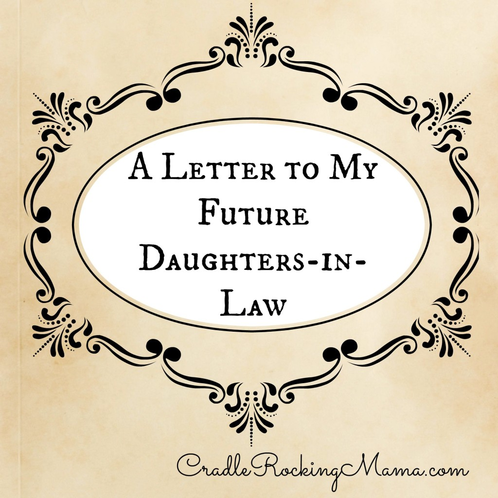 My Future Daughter Law Quotes