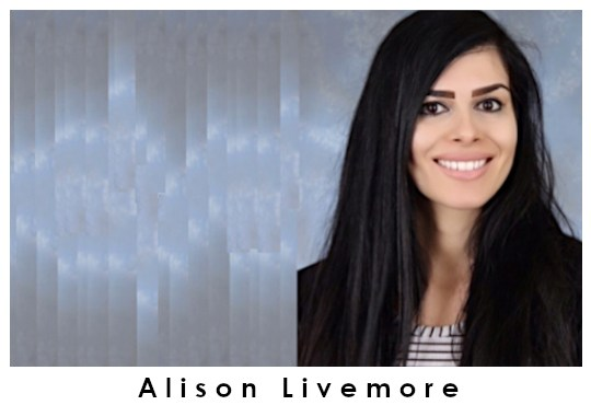 Alison Livemore, PhD student at CRAE.