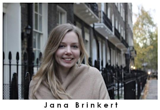 Jana Brinkert.