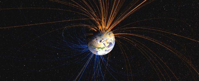 How Earth's magnetic field is generated