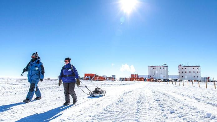 Traces of ancient warming found in Antarctic ice samples