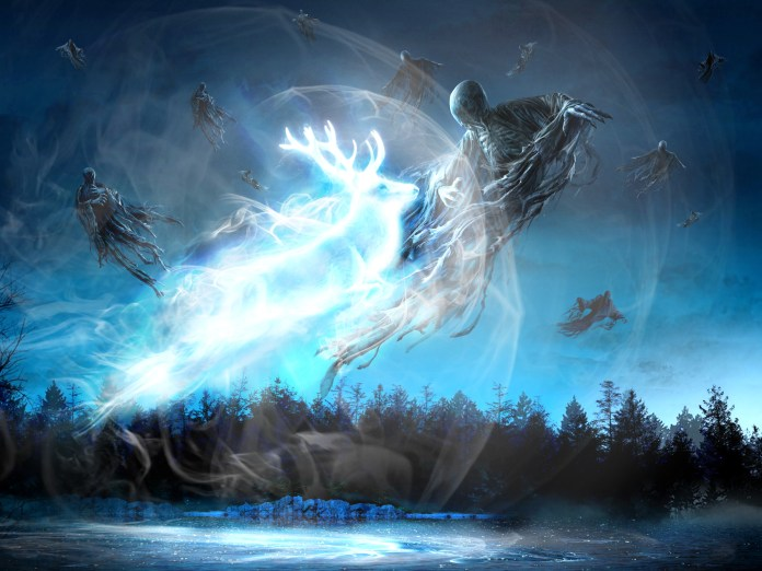 When A Patronus Goes Bad (The story of Raczidian)