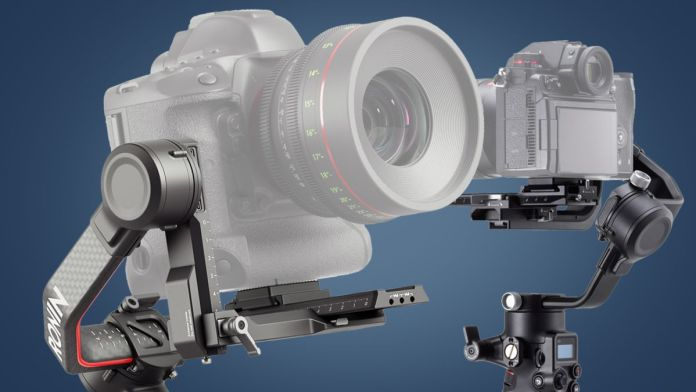 Gimbals announced by DJI, Ronin S 2 and Ronin SC 2
