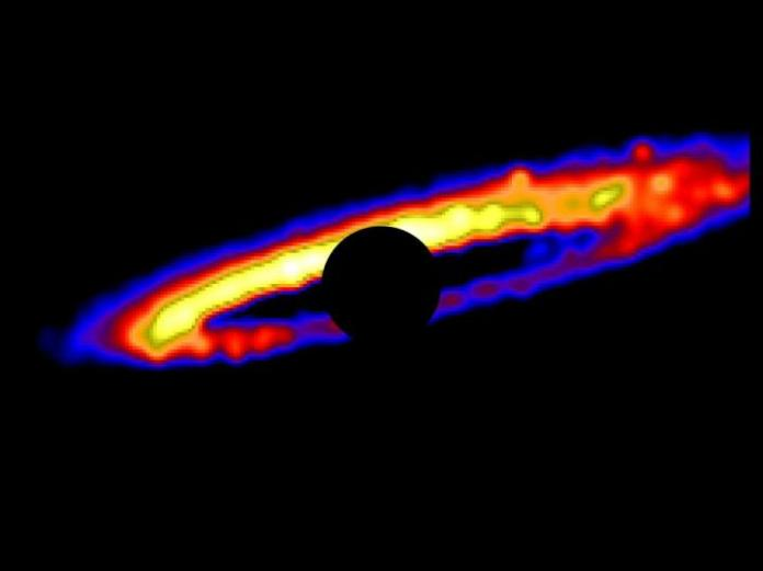 Planet Nine - HD 106906 Stellar Debris Disk