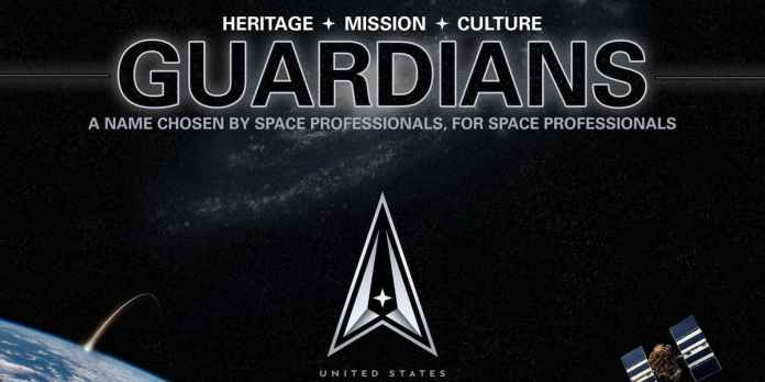 """""""Guardians""""- New Name for US Space Force Members"""