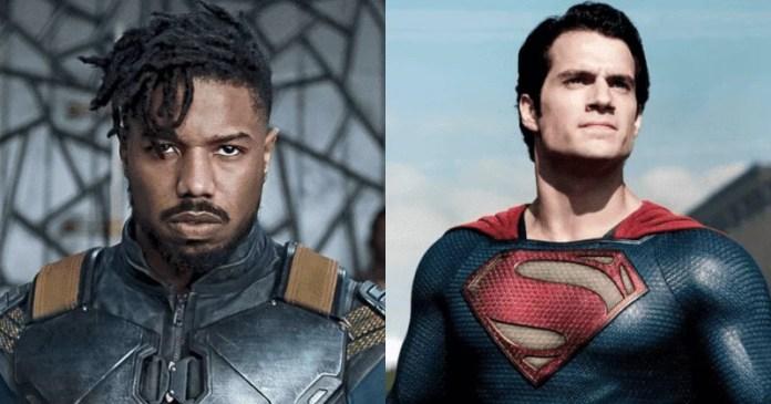 Michael B. Jordan the next Man of Steel (Superman)