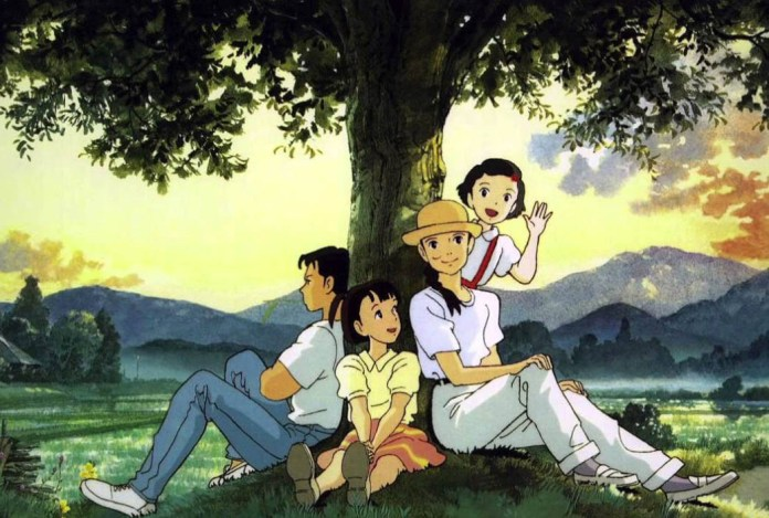 Only Yesterday: Studio Ghibli's hidden animated masterpiece -Craffic