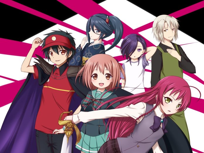 The Devil is a Part-Timer! Season 2 announced finally after 8 years - Craffic