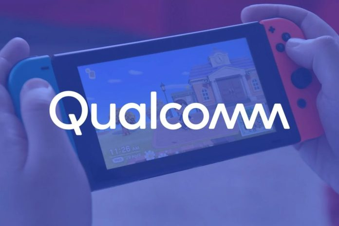 Qualcomm is developing an Android-based Nintendo Switch-like gaming console - Craffic