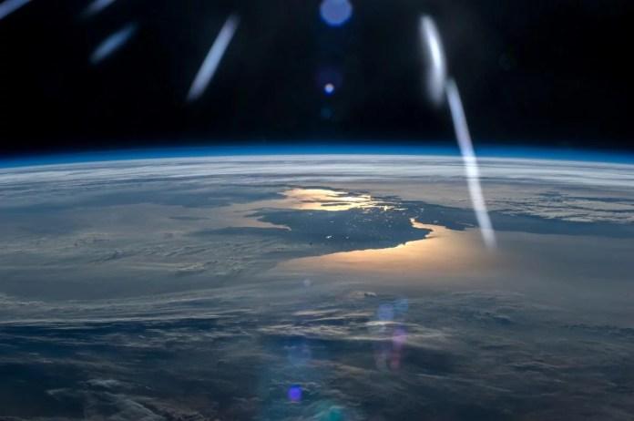 Space Hurricane observed by NASA
