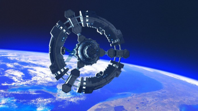 Private space station