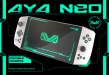Pre-Orders for Aya Neo handheld gaming rig now available worldwide - Craffic
