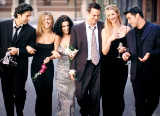 Friends Reunion special episode wraps filming, will stream later this year on HBO Max - Craffic