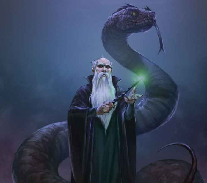 The story of Herpo The Foul: Creation of Basilisks and Horcruxes - Craffic