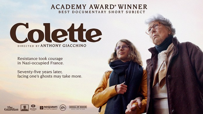 Facebook and EA Win Video Game Industry's First Oscar For Short Film 'Colette' - Craffic