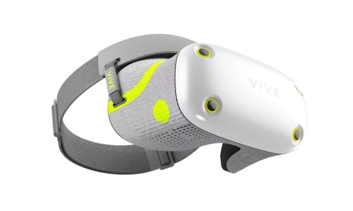HTC Vive Air VR headset