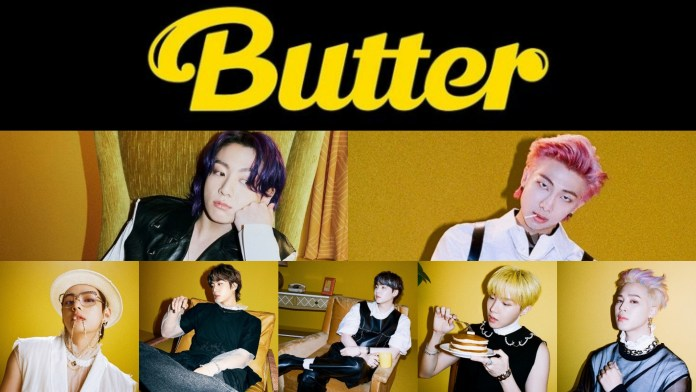 BTS smashing records as their new single 'Butter' spreads worldwide