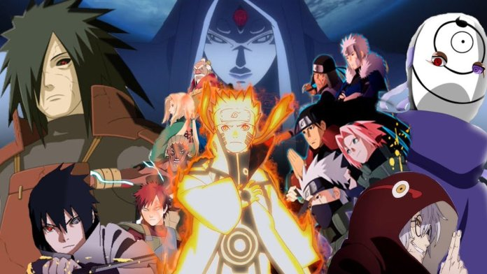 Top 5 Most Powerful Characters in Naruto - Craffic