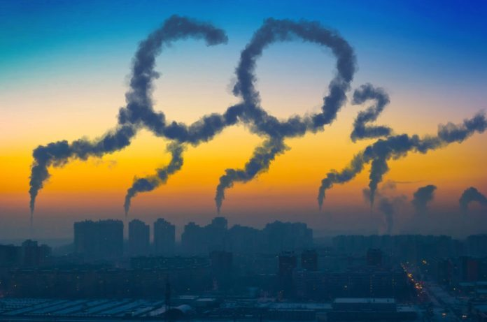 Carbon Dioxide in Air is now at The highest level since tracking began in 1958