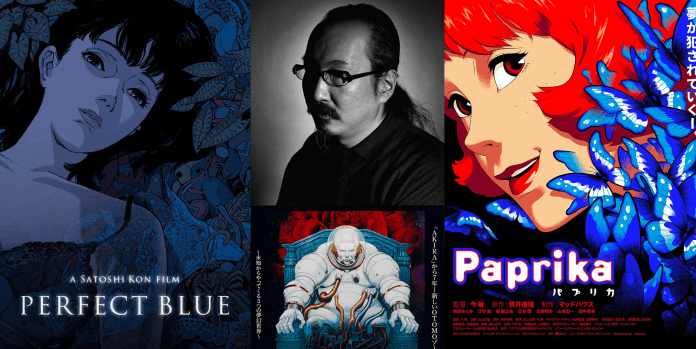 The 10 Best Anime Directors of All Time - Satoshi Kon