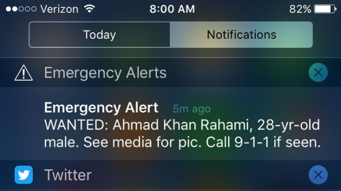 FCC changes how the Public Receives Emergency Alerts on their Phones